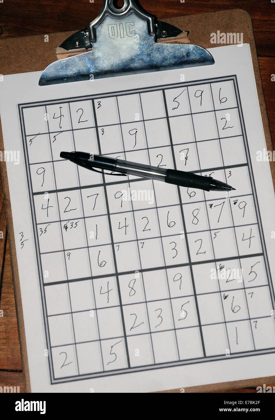 Beste Sudoku Vorlagenwort Fotos - Entry Level Resume Vorlagen ...