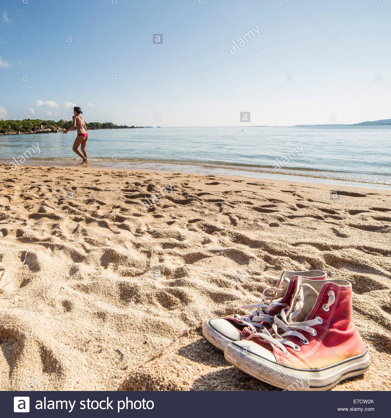 Schuhe Stockbild