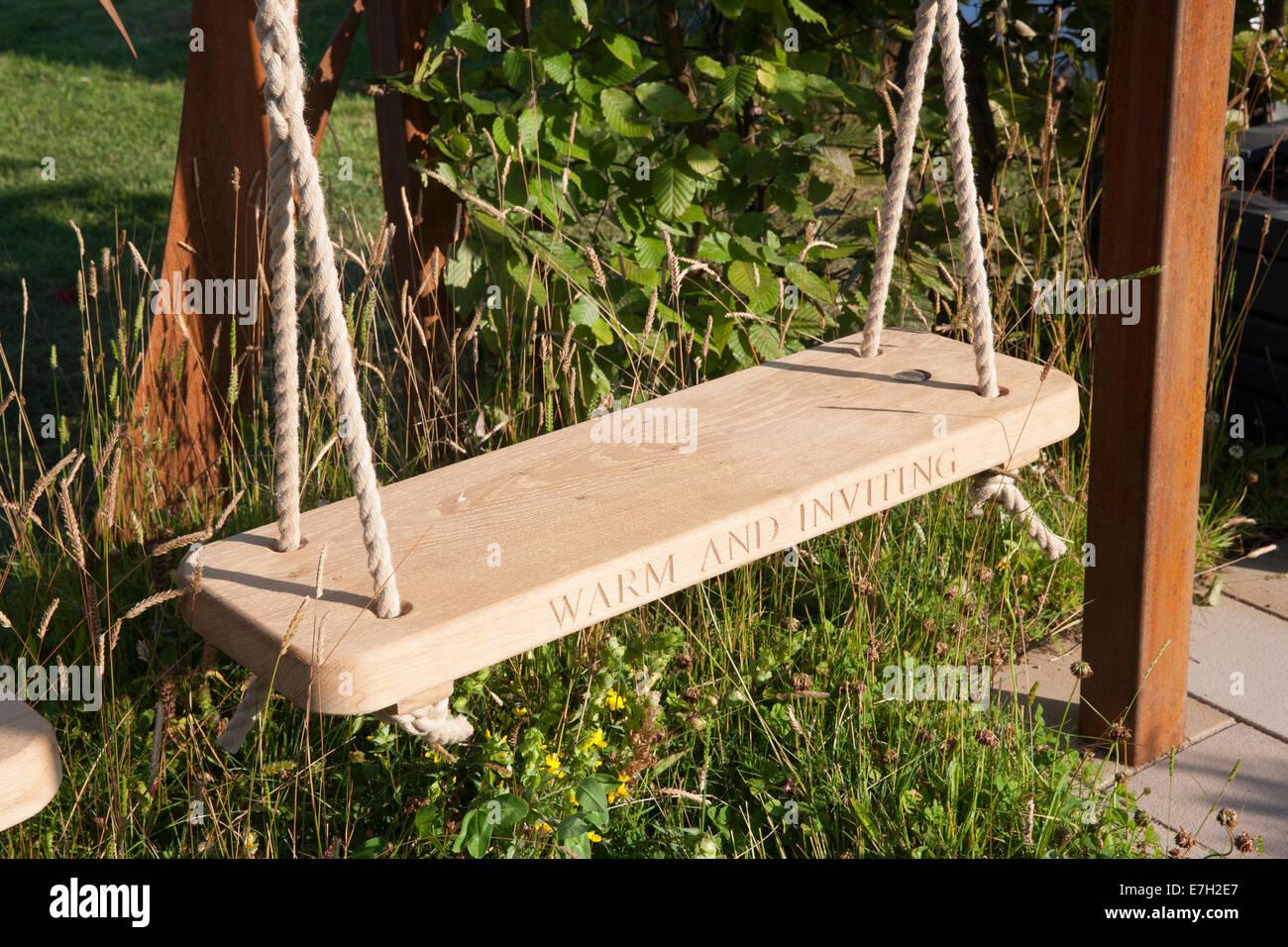 garten - maggies waldgarten - gartenschaukel - designer - amanda