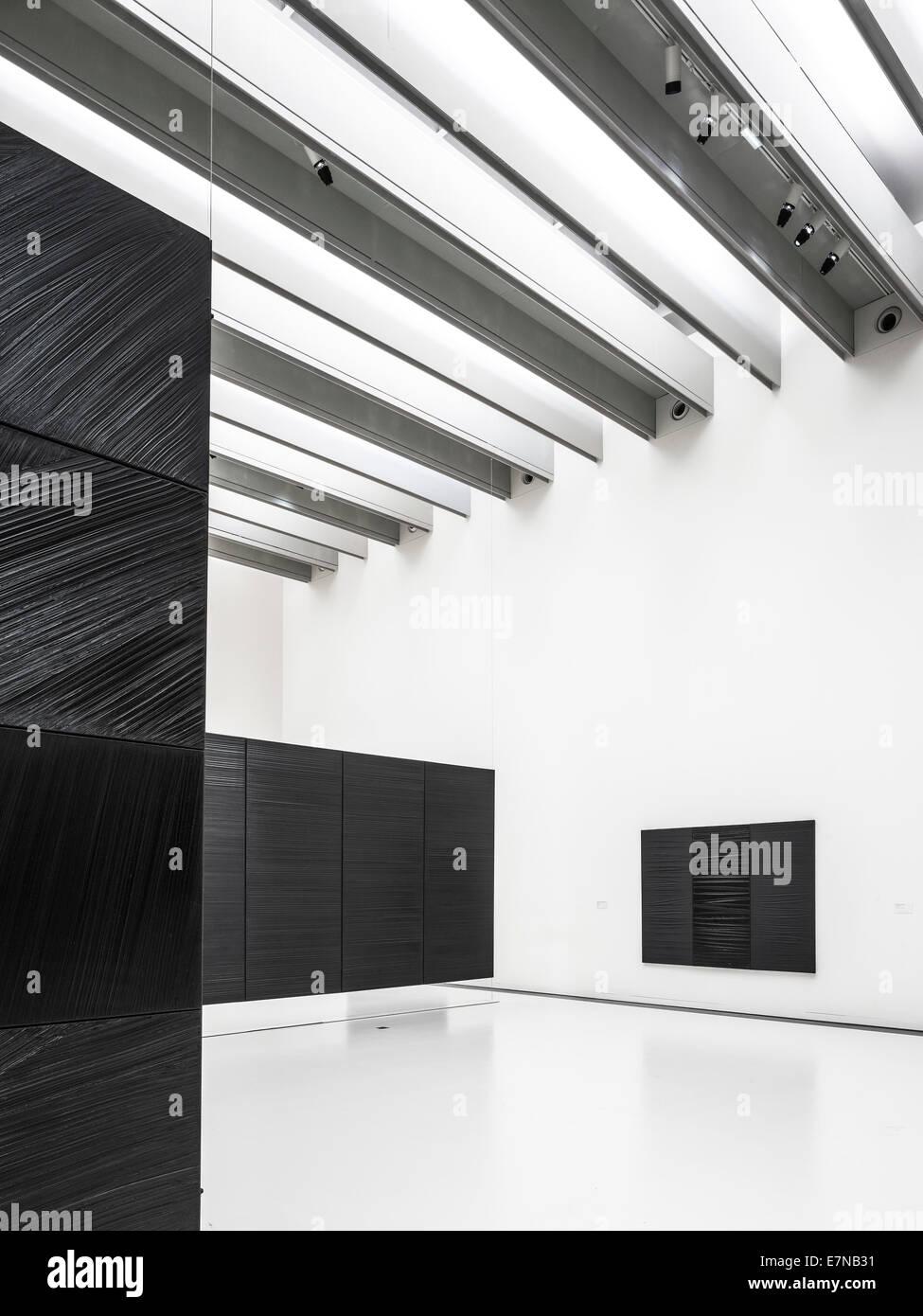 Museum Soulages, Rodez, Frankreich. Architekt: RCR Arquitectes, 2014 ...