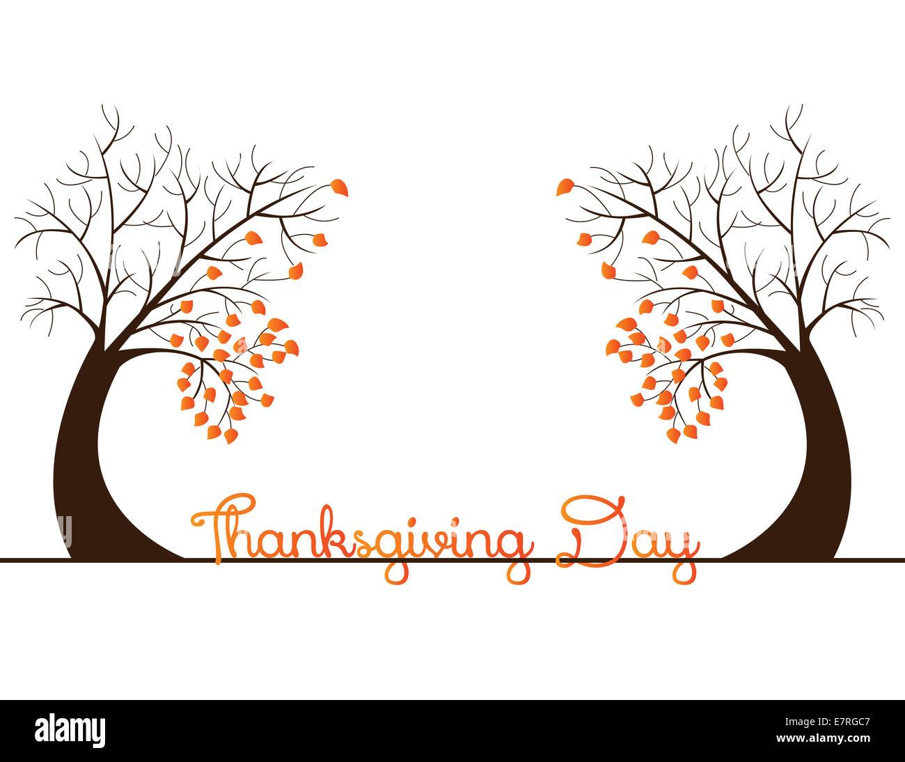 Thanksgiving-Hintergründe Stockbild