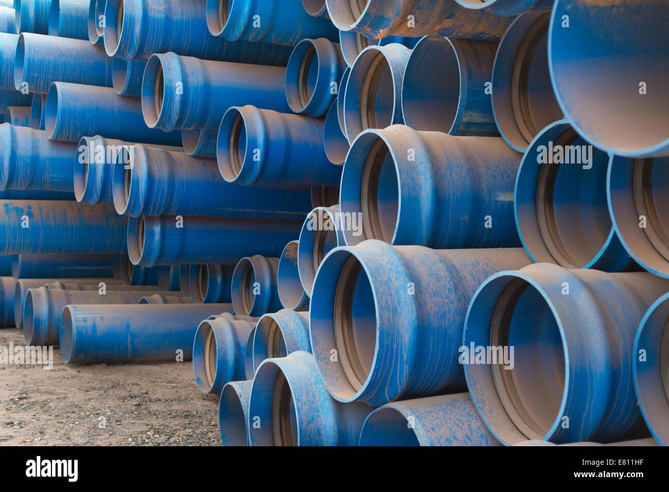 Fabulous Kunststoffrohre Stockfotos & Kunststoffrohre Bilder - Alamy JT27