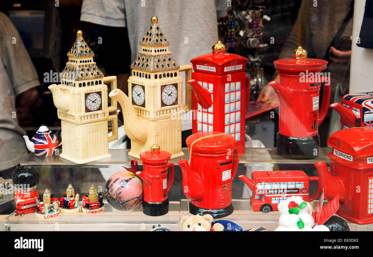 London Geschenke Stockfotos & London Geschenke Bilder - Alamy
