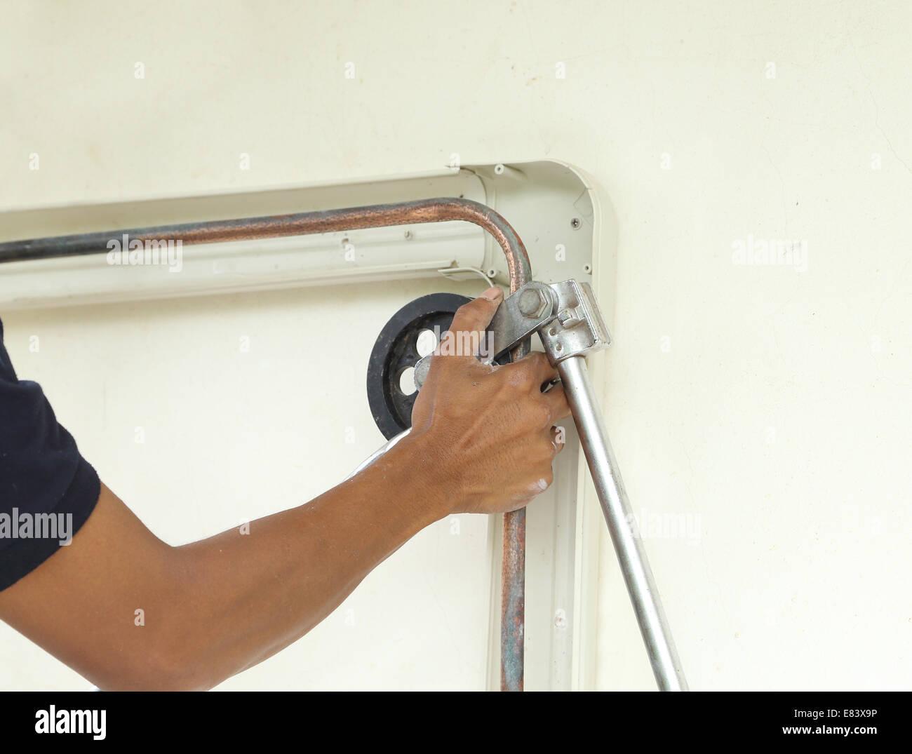 Favorit Copper Piping Stockfotos & Copper Piping Bilder - Seite 3 - Alamy CA95