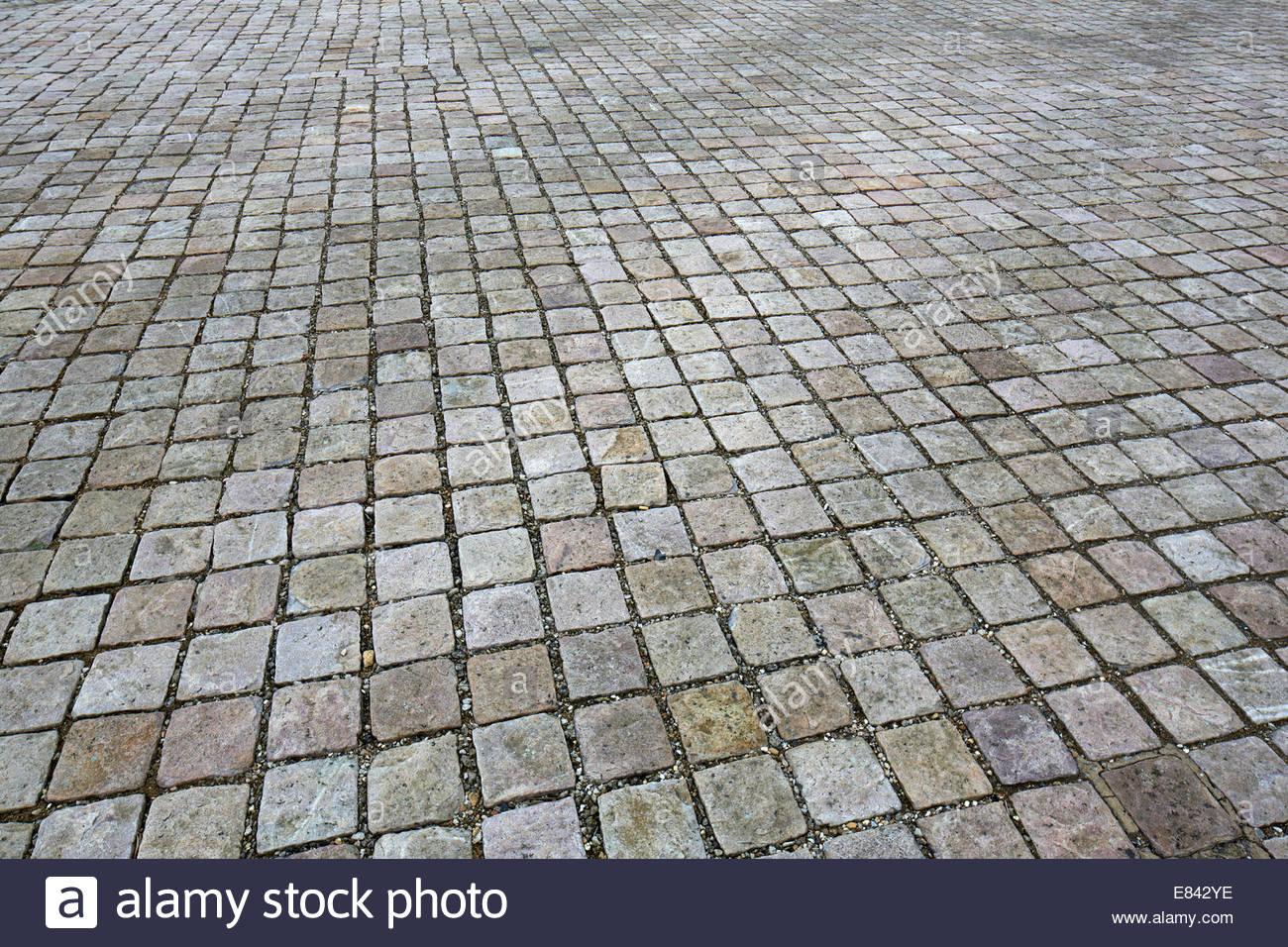 alte fliesen- cobble stone, pflasterungen, straßen, wege, oberfläche