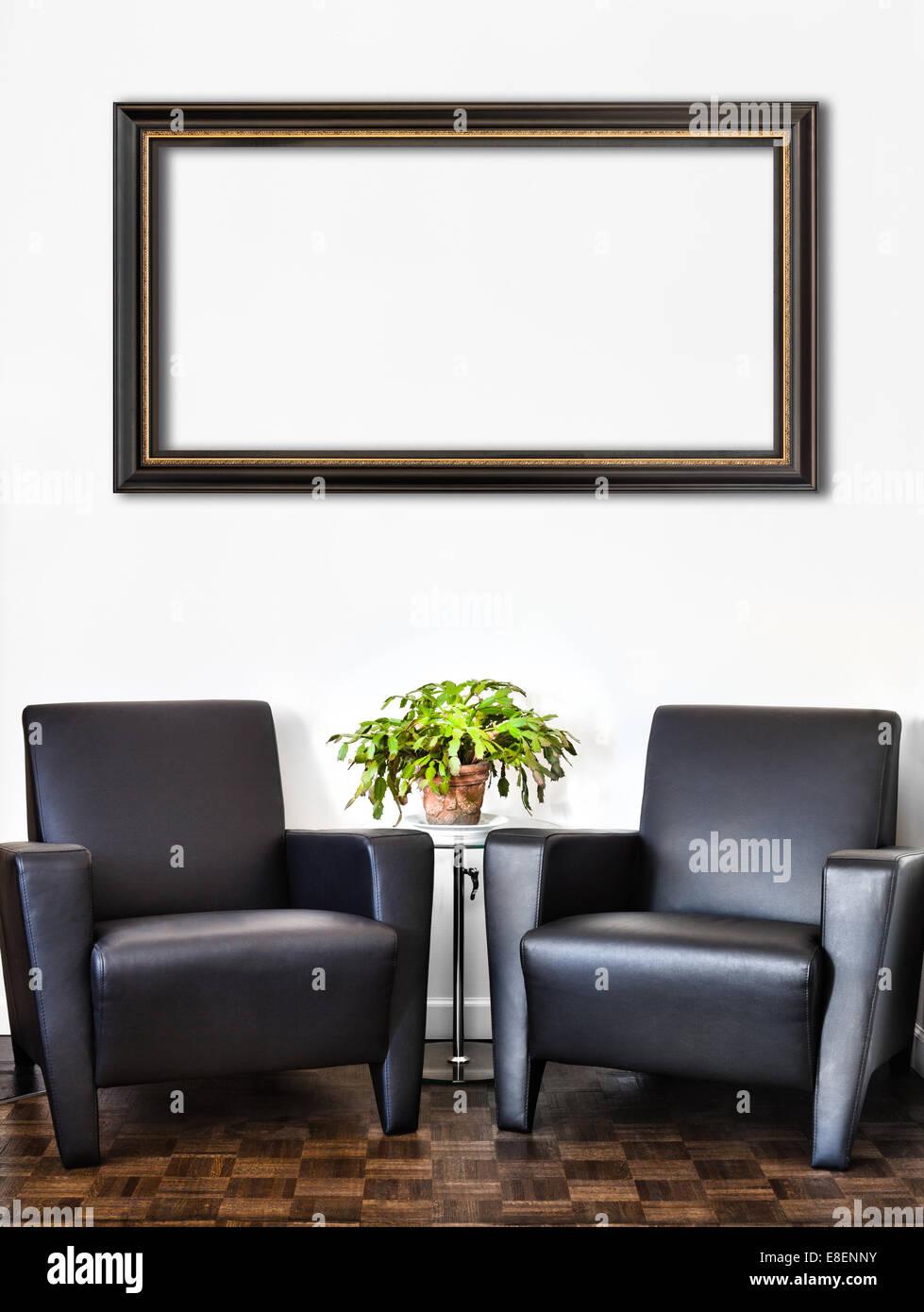 Einzigartig Couch Groß Referenz Von Modernen Interior Room Und Weiße Wand Und