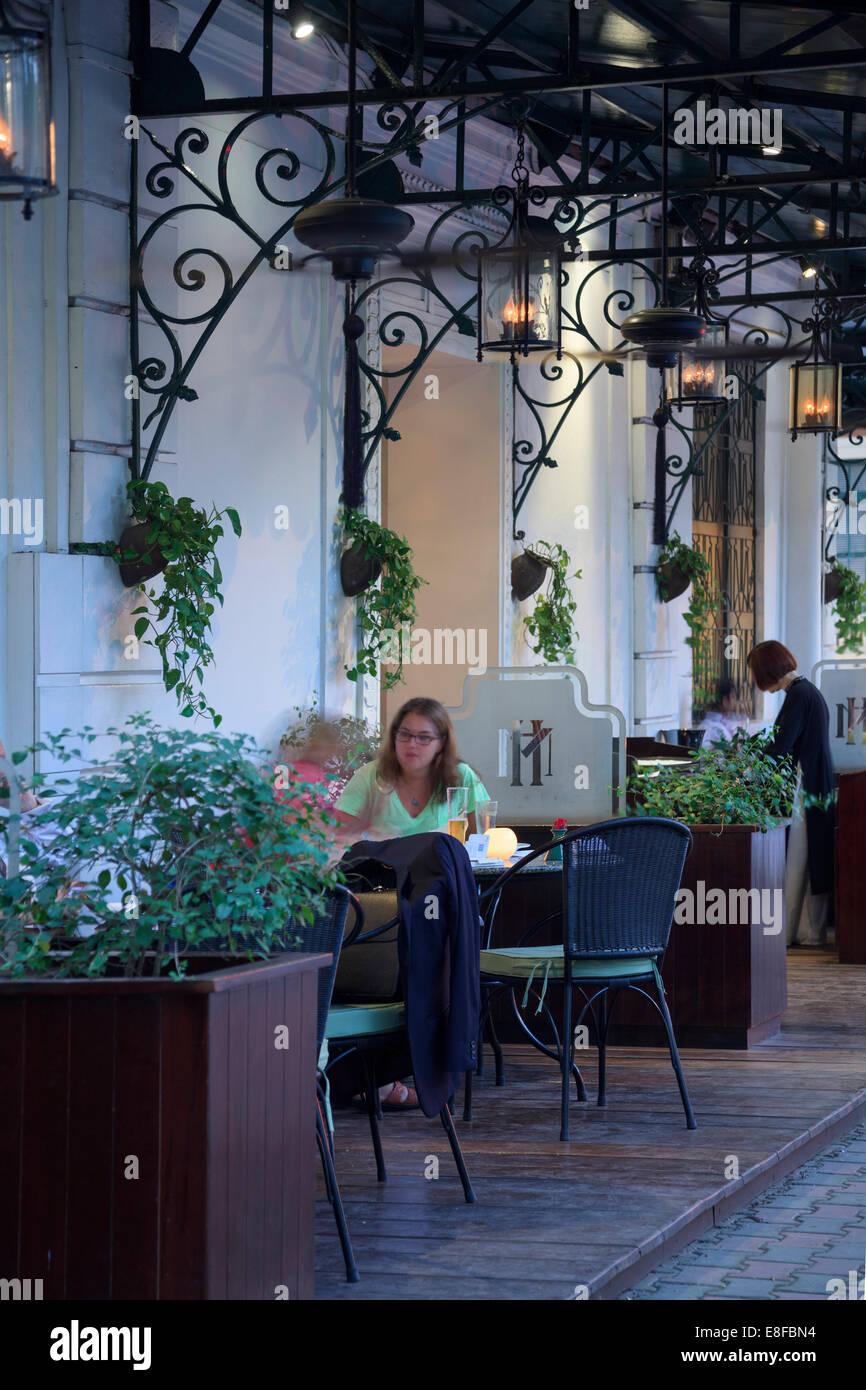 Restaurant Fran Ef Bf Bdais Hanoi