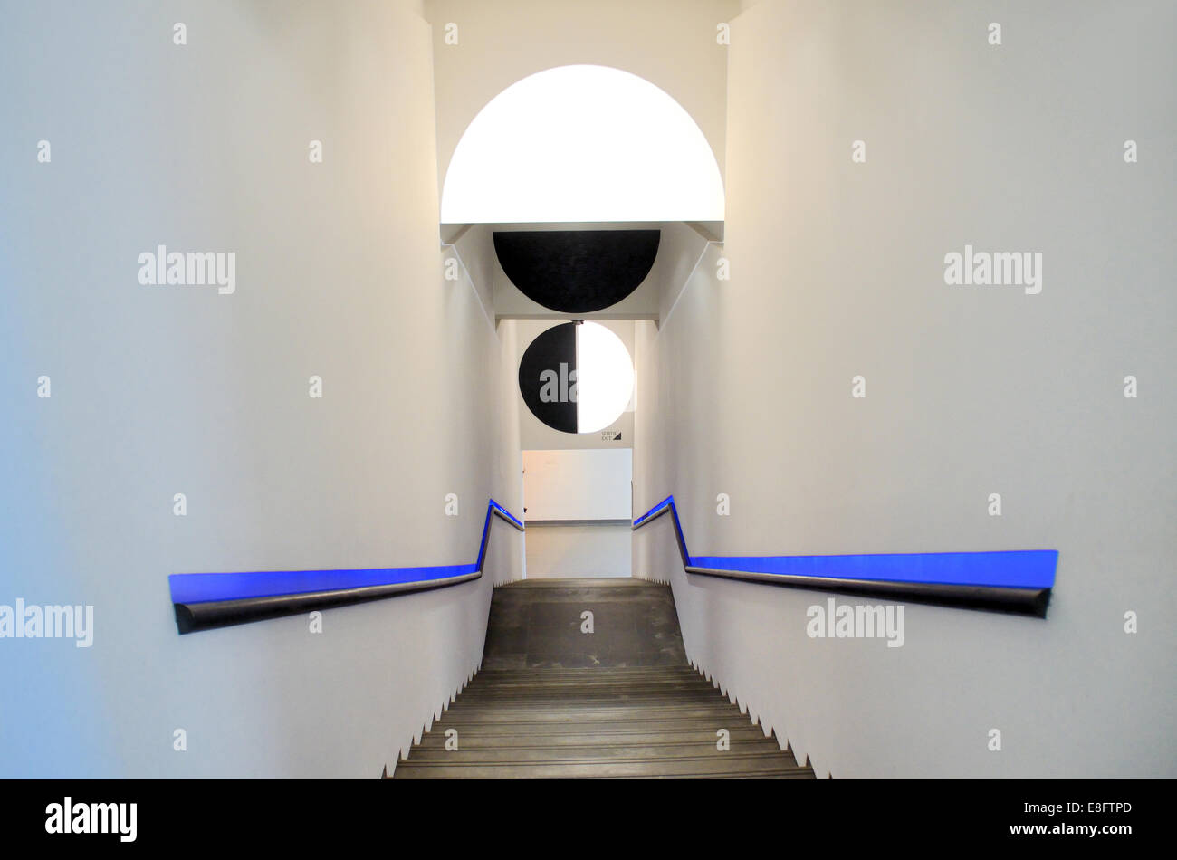 Bemerkenswert Moderne Treppen Das Beste Von Oder Im Museum Of Modern Art Oder