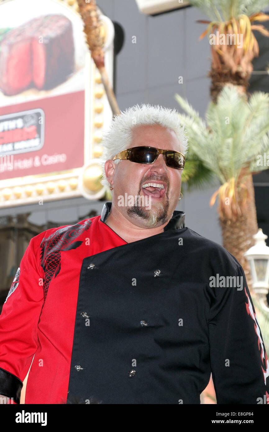 Chef Guy Fieri Stockfotos & Chef Guy Fieri Bilder - Alamy