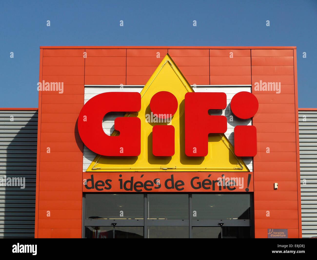 """'Gifi' zu speichern. """"Engineering-Ideen"""" Stockbild"""