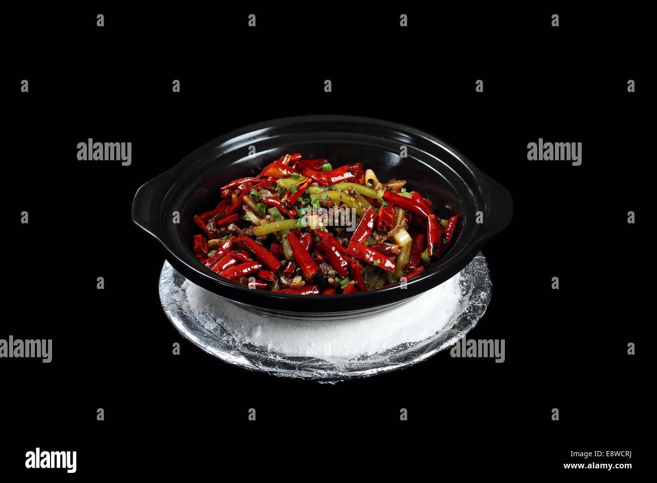 Chinesische Kuche Grillplatte Mond Knochen Stockfoto Bild 74317590