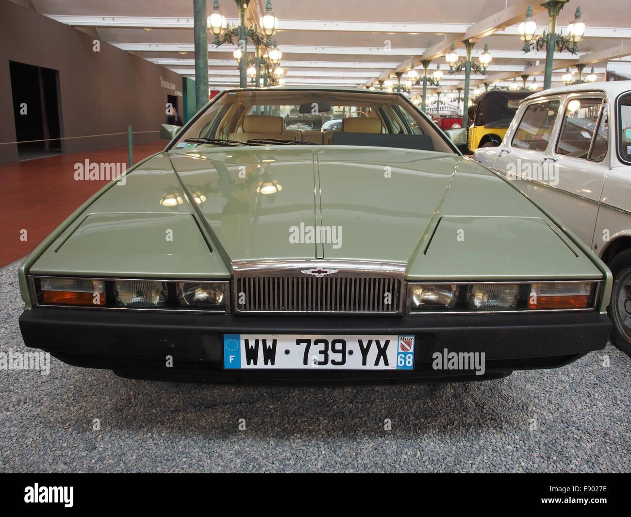 Aston Martin Lagonda Stockfotos Und Bilder Kaufen Alamy