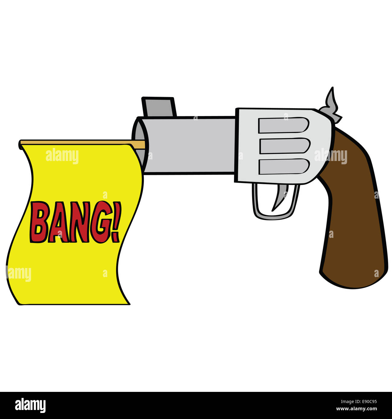 Vector Cartoon Bang Stockfotos Amp Vector Cartoon Bang