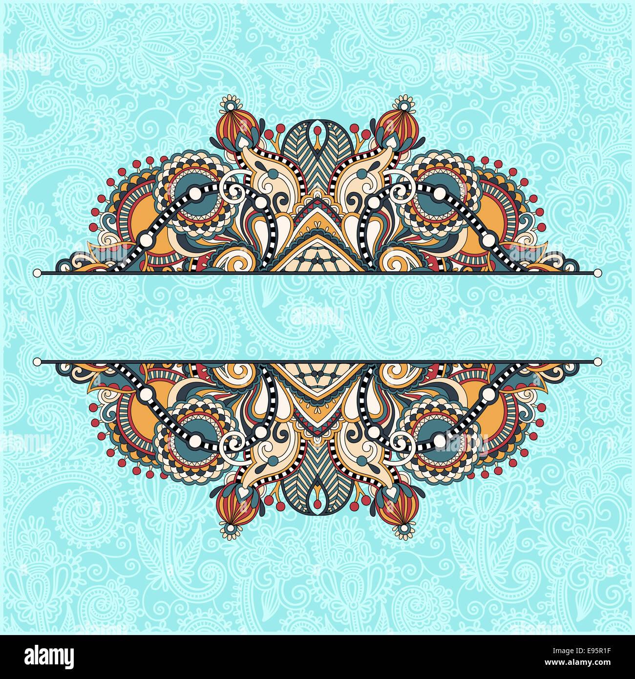 40 Orientalische Muster Vorlagen Besten Bilder