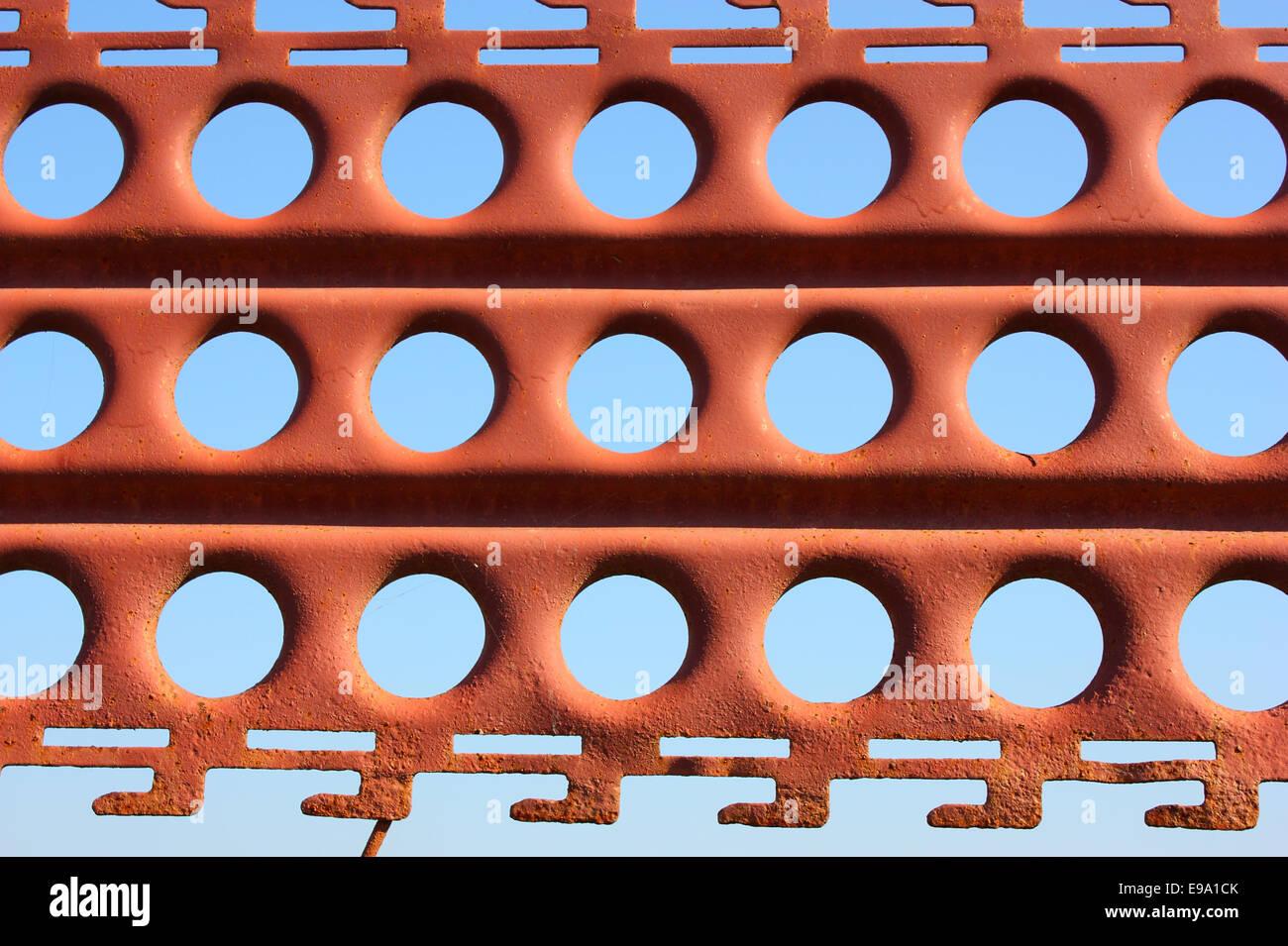 Alter Rostiger Zaun Stockfotos Alter Rostiger Zaun Bilder Alamy