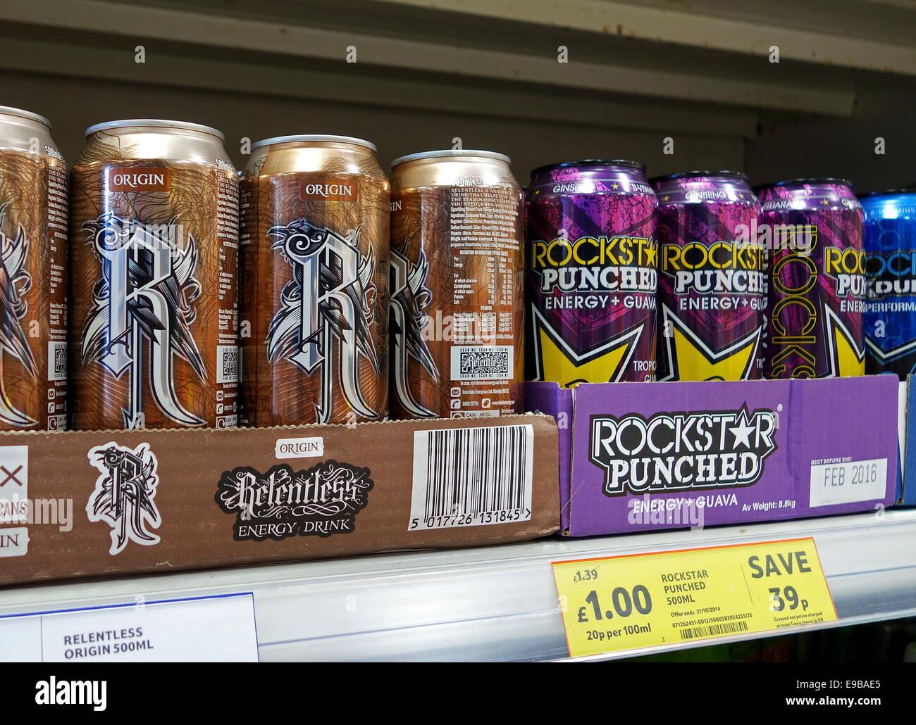 Wunderbar Rockstar Energy Kühlschrank Zeitgenössisch - Die ...