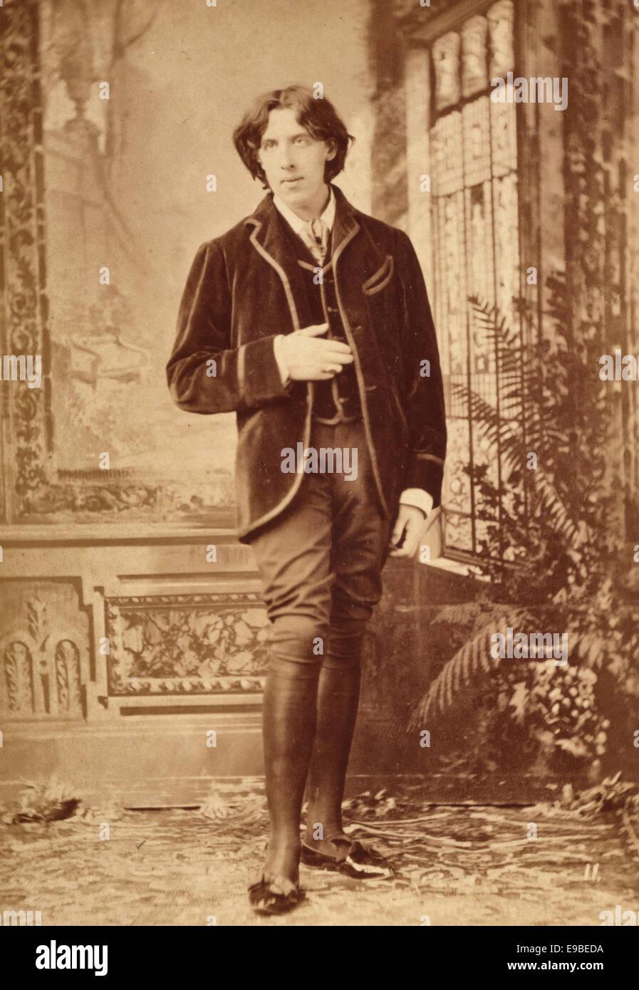 Oscar Wilde Writer Stockfotos & Oscar Wilde Writer Bilder - Alamy