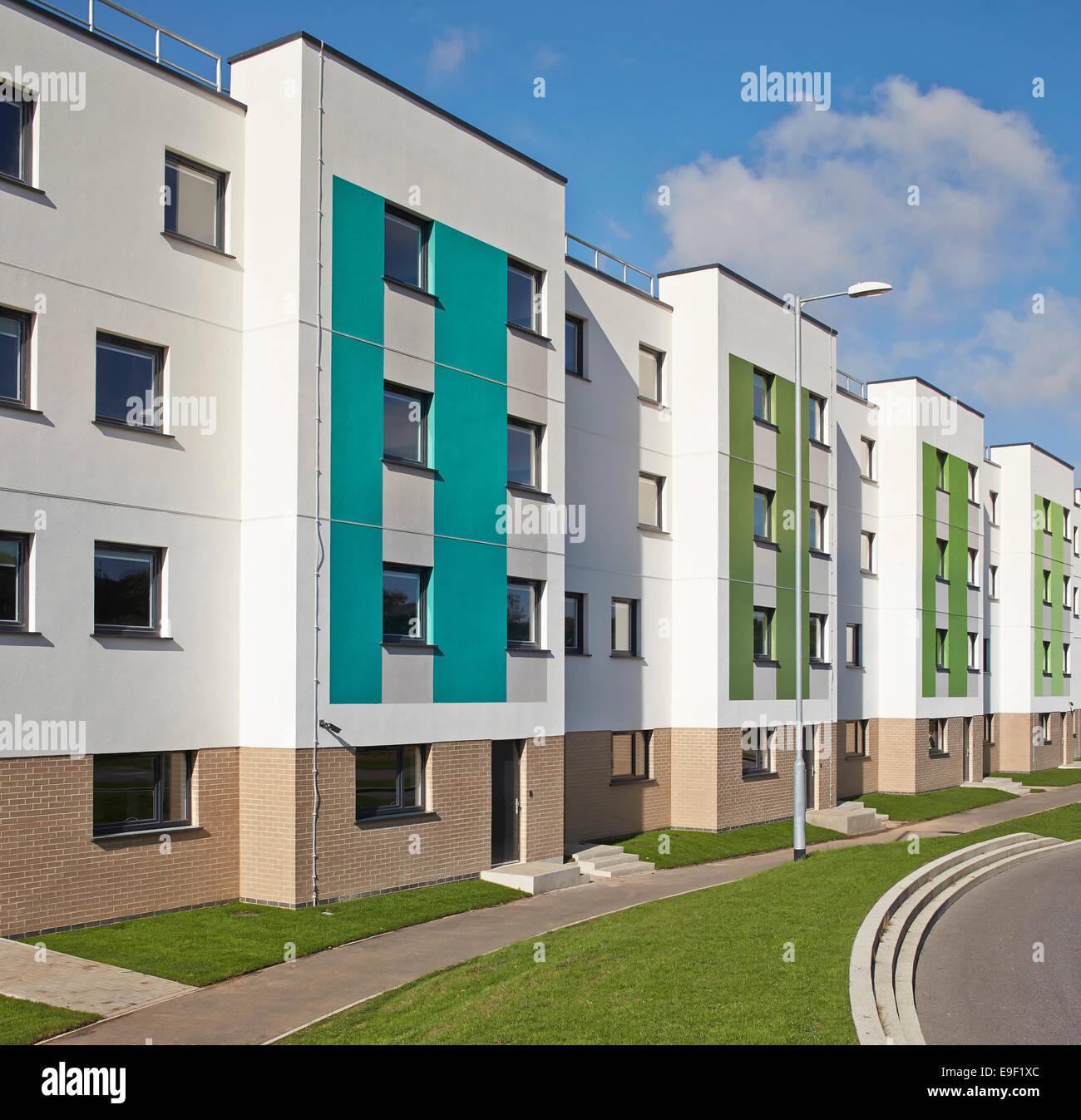 Die Zimmer Wiesen, University Of Essex, Colchester