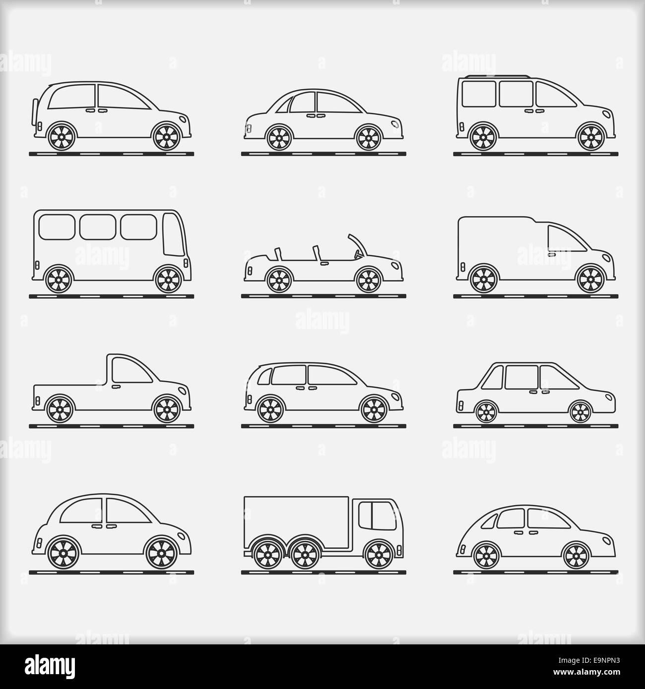 Ungewöhnlich Auto Skizziert Vorlagen Bilder - Entry Level Resume ...