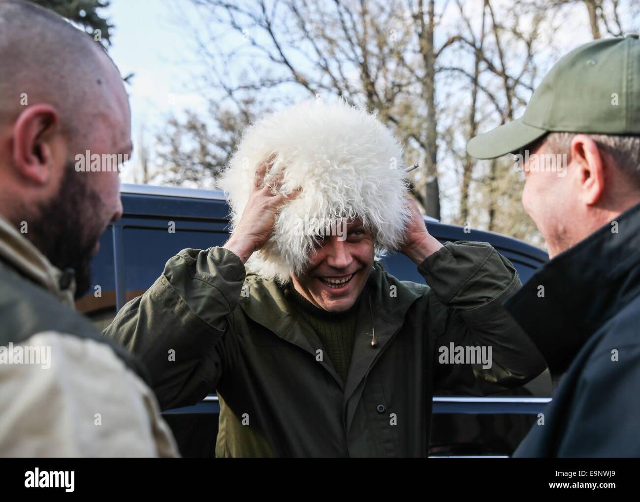 Cossack Hat For Stockfotos Cossack Hat For Bilder Alamy