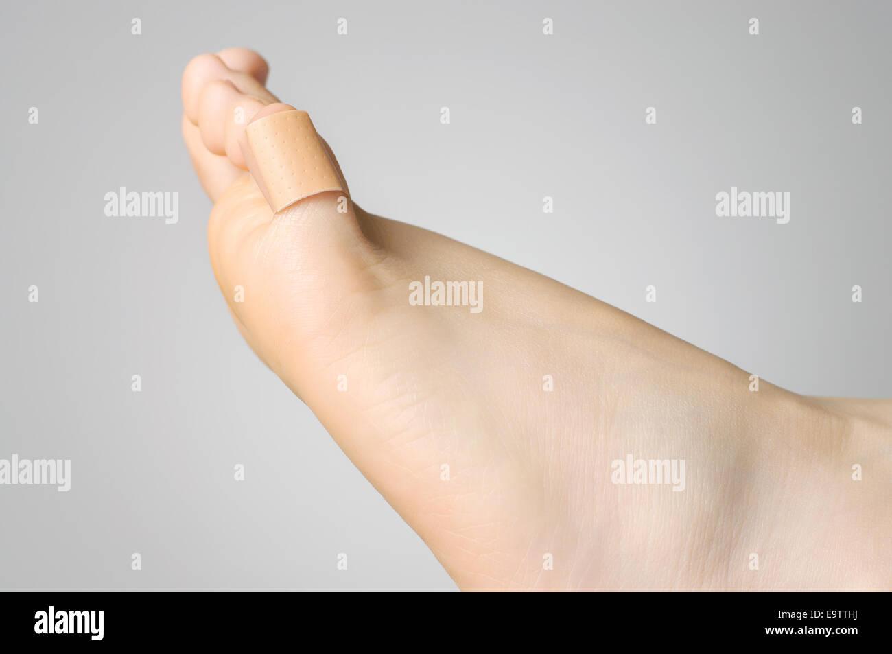 Foot Injury Stockfotos & Foot Injury Bilder - Alamy