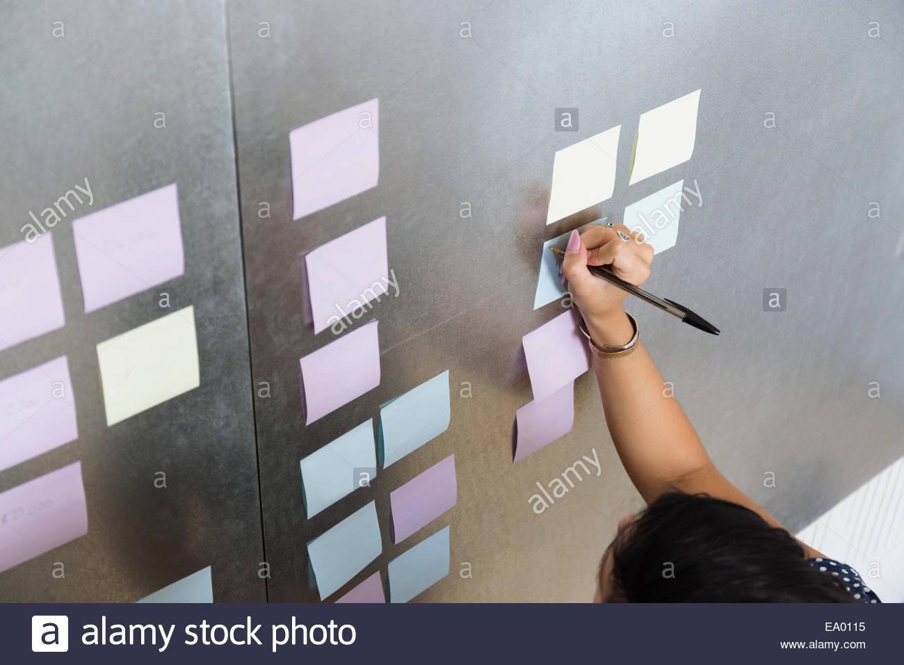 Stuck On Note Stockfotos & Stuck On Note Bilder - Alamy
