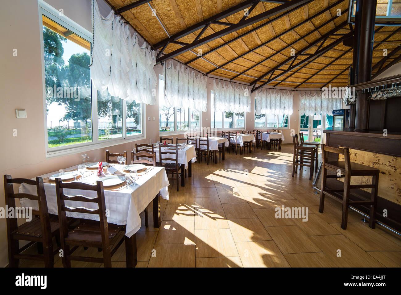 Lounge Bar Interior Design Stockfotos & Lounge Bar Interior Design ...