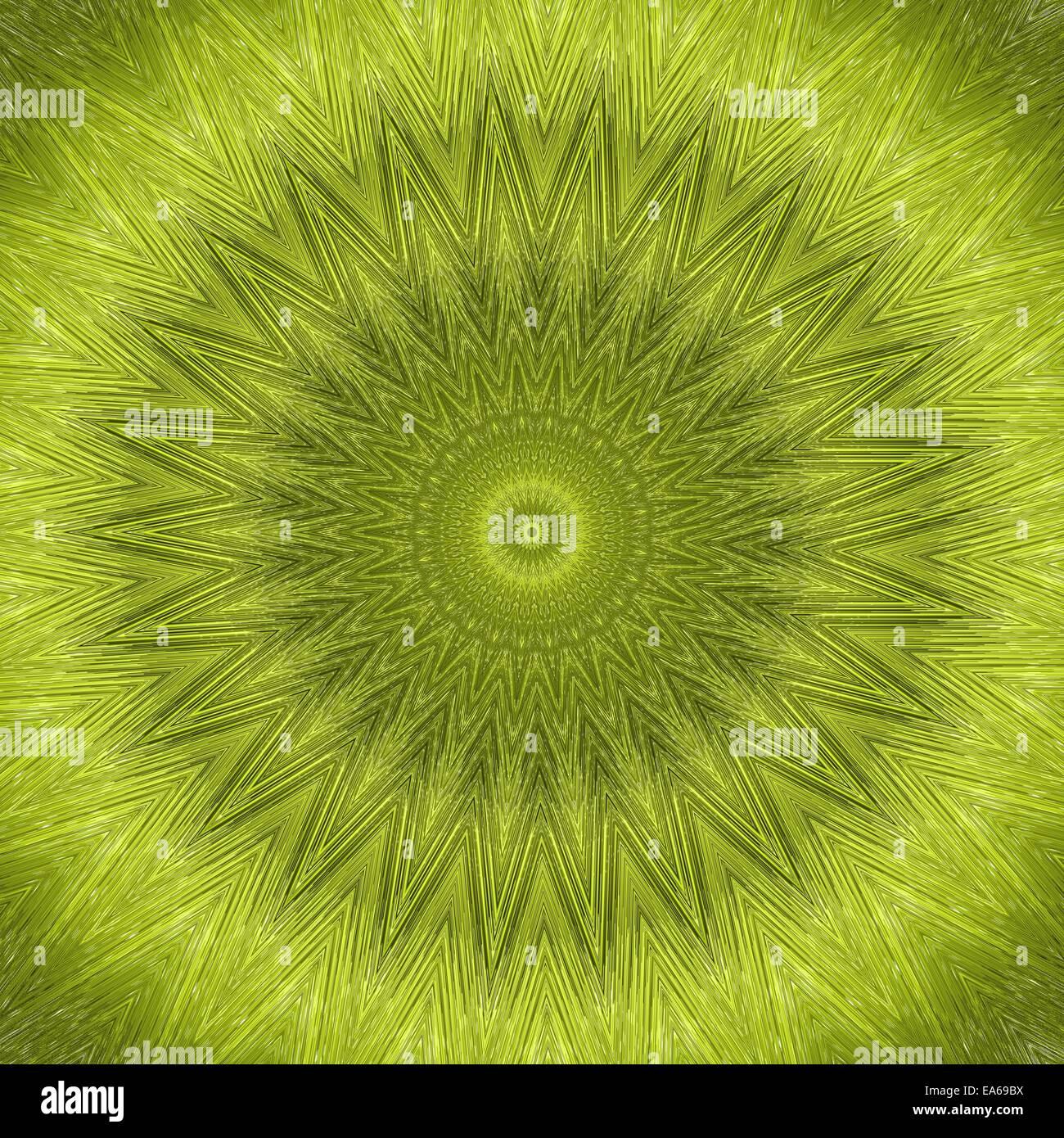 Mandala Stockbild
