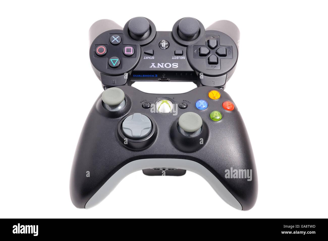 Xbox One Controller Stockfotos & Xbox One Controller Bilder - Alamy