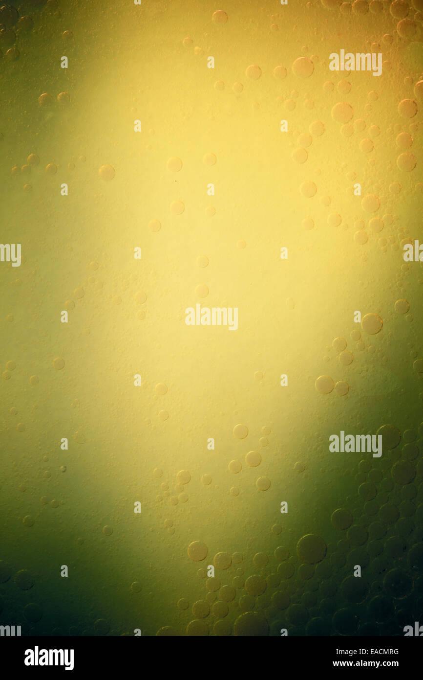 Luftblasen abstrakten Hintergrund - Wasser Stockbild