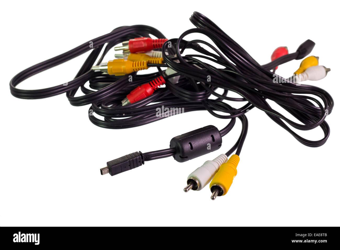 Fein Rca Anschlüsse Für Lautsprecherkabel Fotos - Elektrische ...