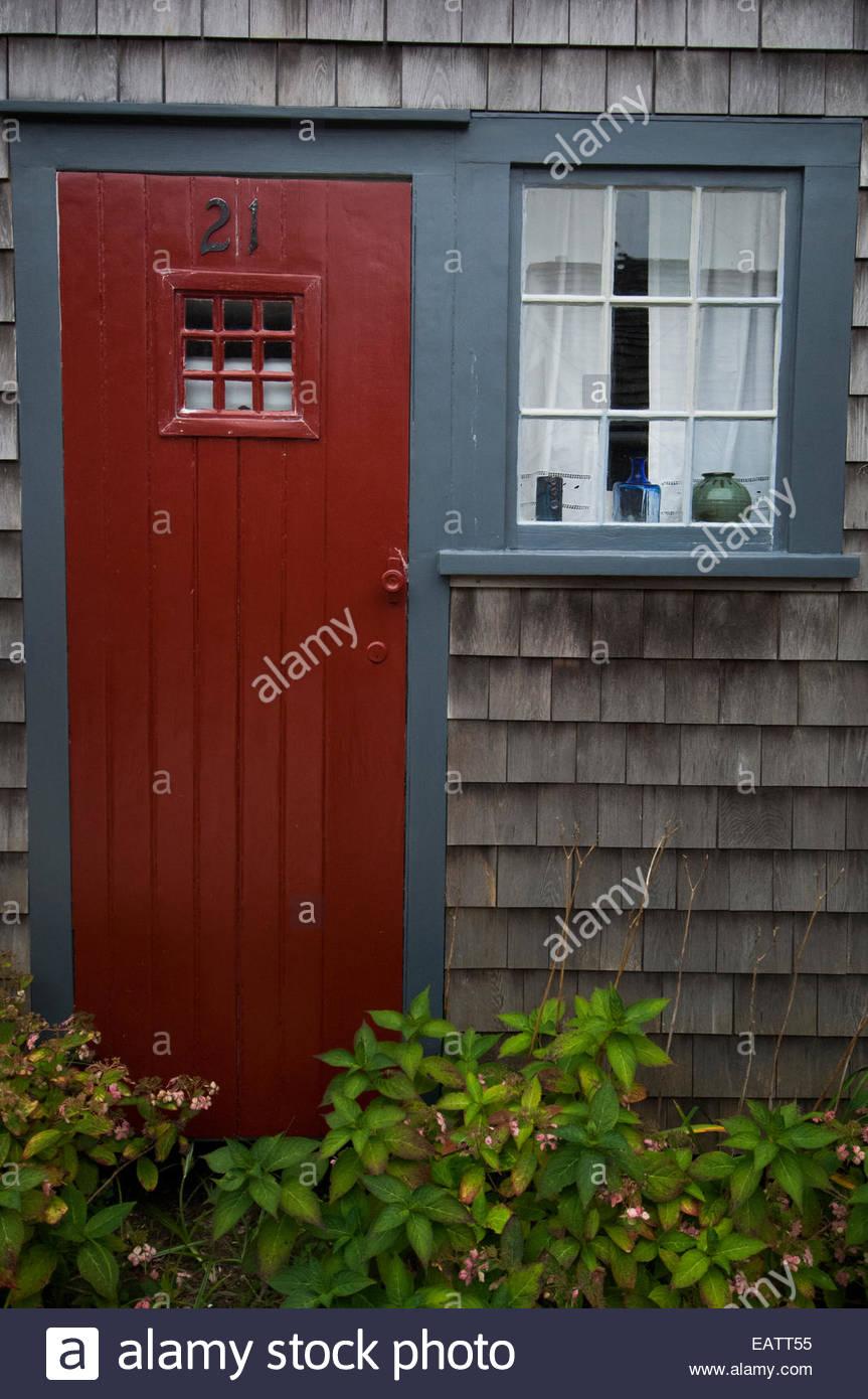 Blue Trim On Window Stockfotos & Blue Trim On Window Bilder - Alamy