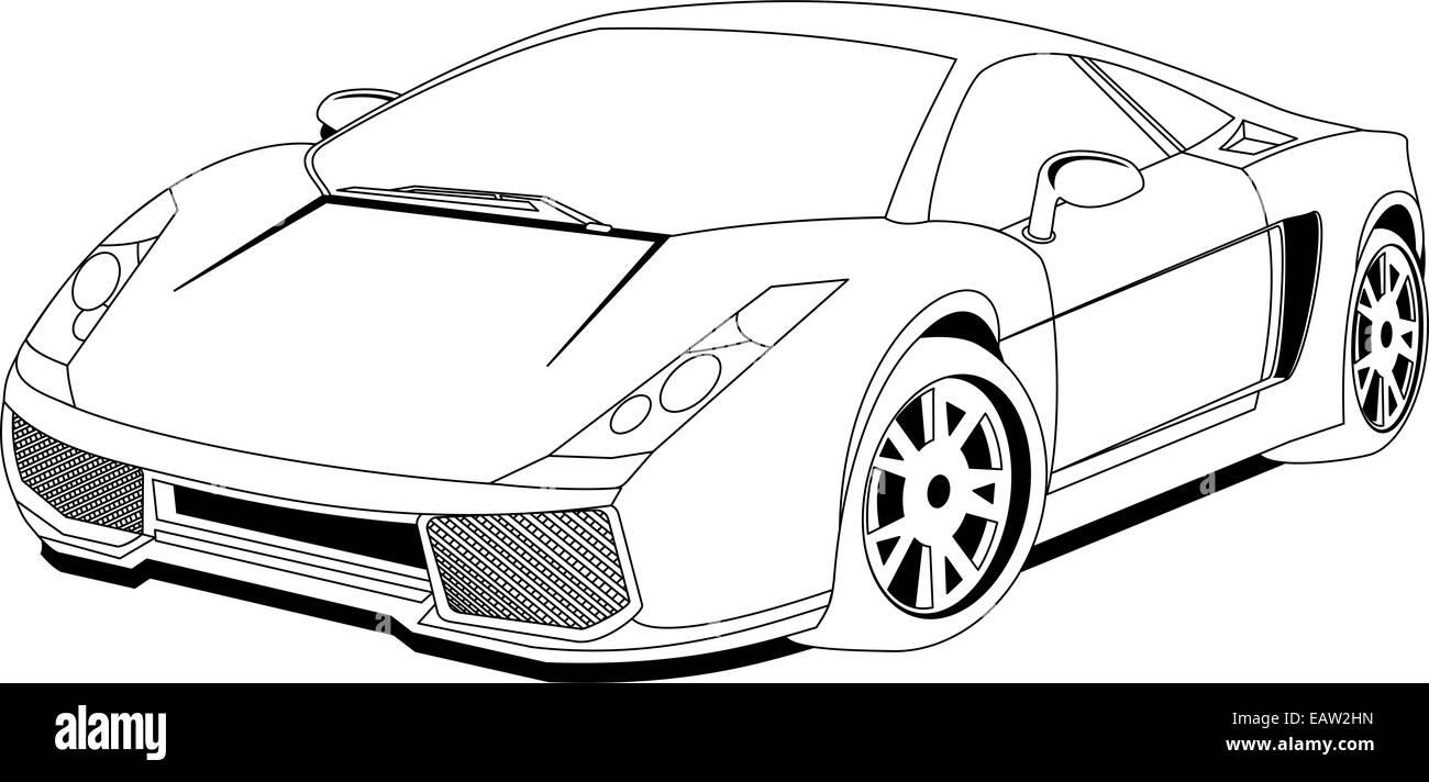 Concept Car Sketch Stockfotos & Concept Car Sketch Bilder - Seite 3 ...