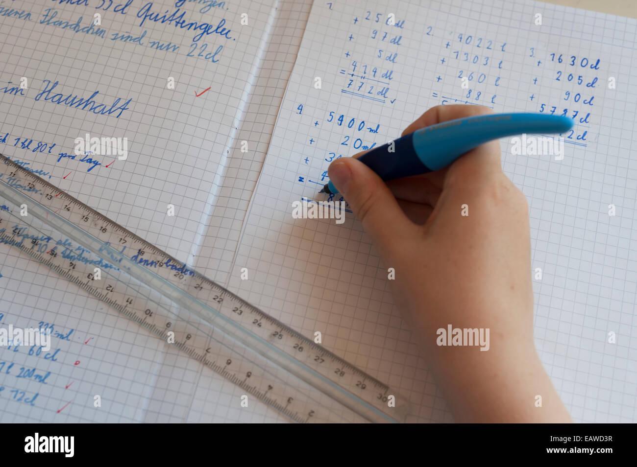 Großartig Mathe Hausaufgaben Jahr 4 Ideen - Gemischte Übungen ...