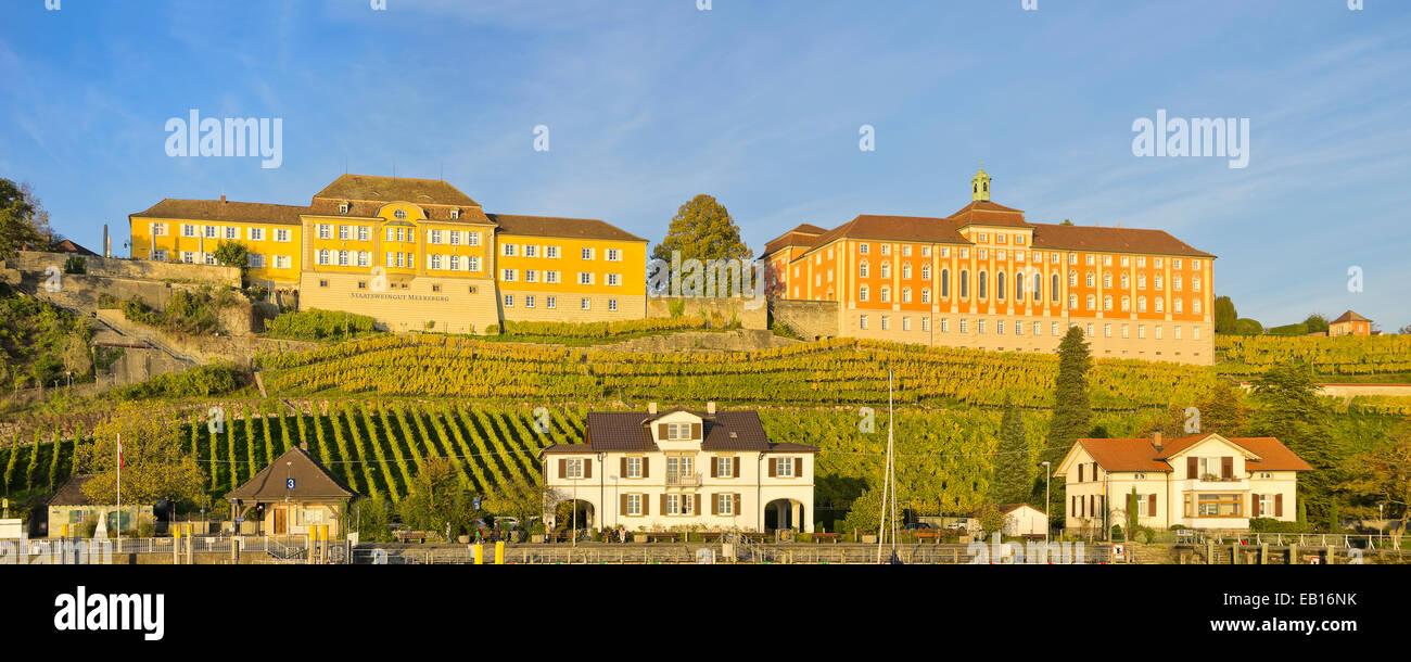 Die Wurttembergischen Staaten Weingut Und Strandpromenade Von
