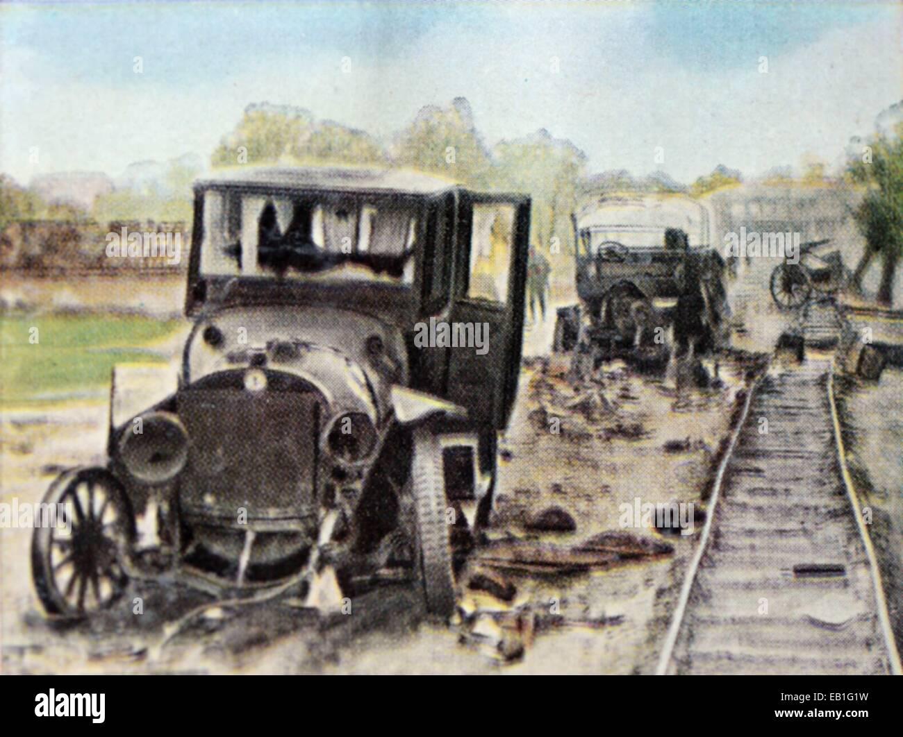 Eastern Front 1917 Stockfotos & Eastern Front 1917 Bilder - Alamy