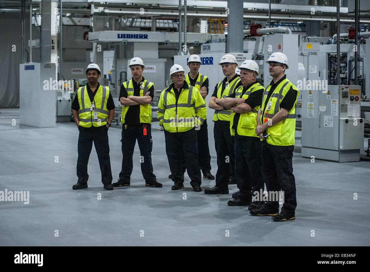 Ford Workers Stockfotos Ford Workers Bilder Alamy