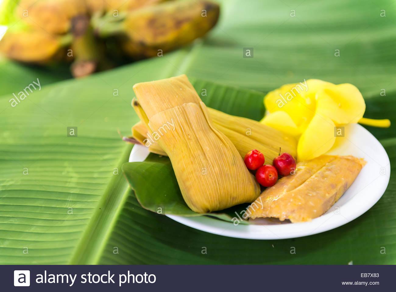 Tamale Food Stockfotos & Tamale Food Bilder - Seite 3 - Alamy