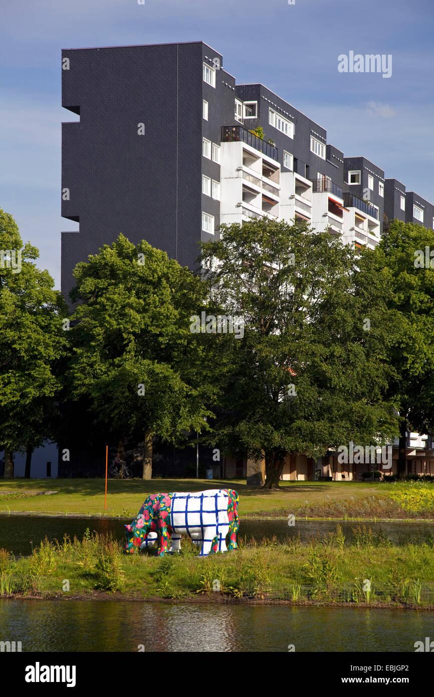 Germany Cow Town Stockfotos & Germany Cow Town Bilder - Alamy