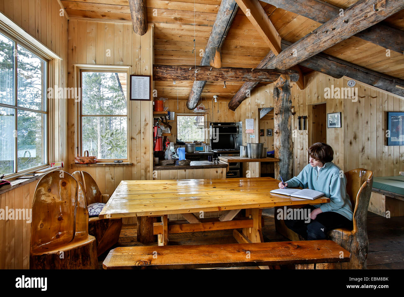 Interiors Hut Stockfotos & Interiors Hut Bilder - Alamy