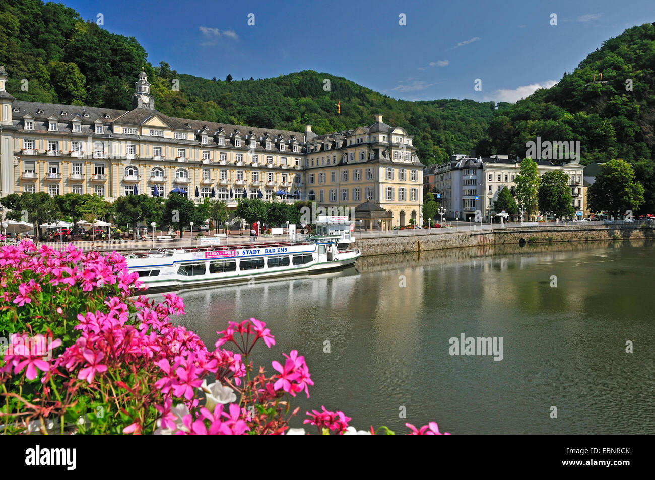 Bad ems germany stockfotos bad ems germany bilder alamy for Designhotel rheinland pfalz