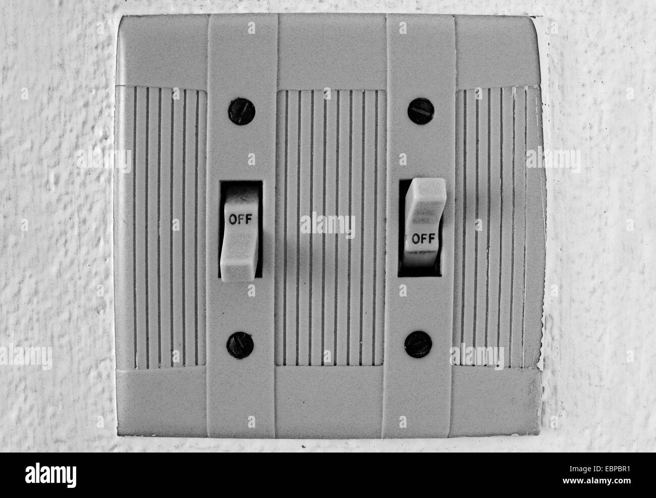 Electrical Switches Stockfotos & Electrical Switches Bilder - Alamy