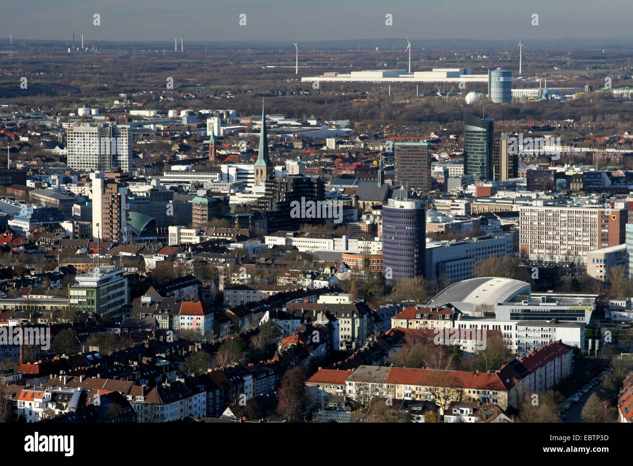 dortmund city centre stockfotos dortmund city centre bilder alamy. Black Bedroom Furniture Sets. Home Design Ideas