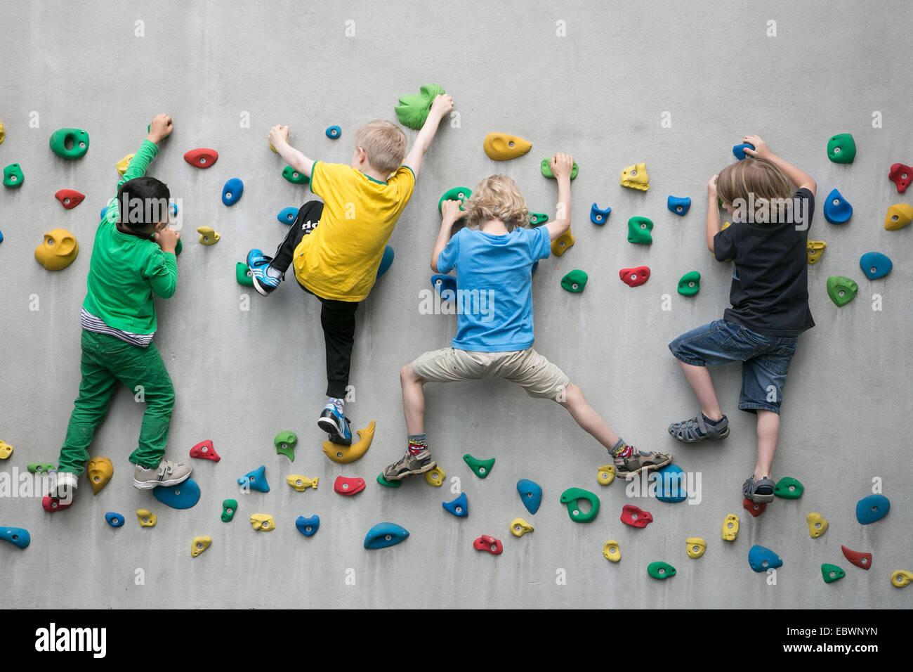 Klettern Kinder Hamburg