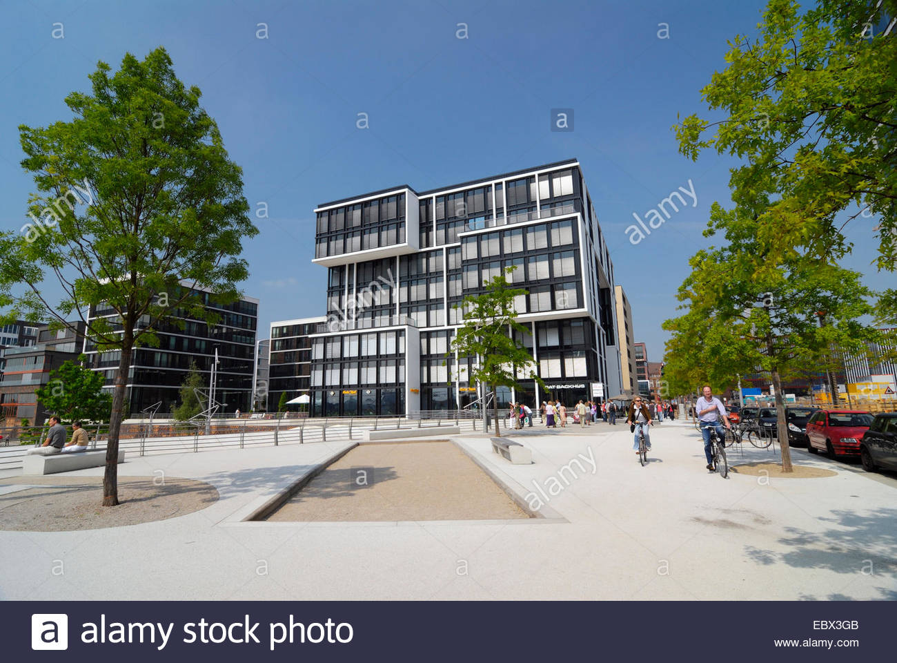 hamburg hafencity stockfotos hamburg hafencity bilder alamy. Black Bedroom Furniture Sets. Home Design Ideas