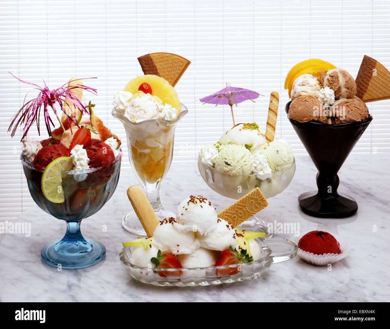 Atemberaubend Eisbecher Färbung Seite Fotos - Malvorlagen Von Tieren ...