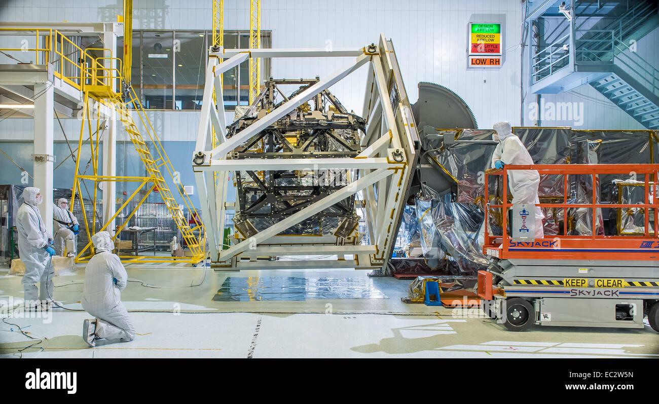 Nasa startet mit den arbeiten an weltraumteleskop wfirst