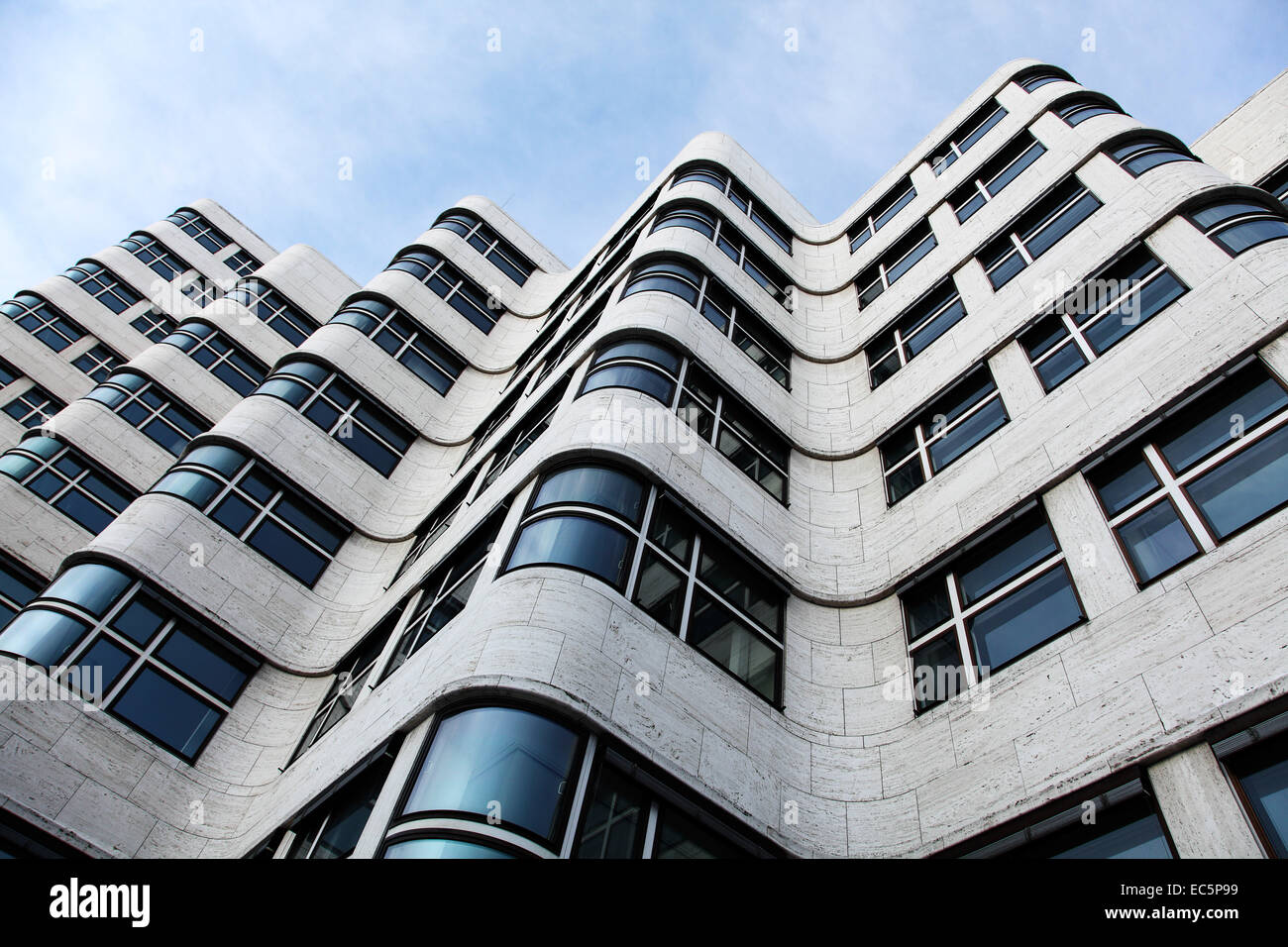 Bauhaus Architektur In Berlin Stockfoto Bild 76344613 Alamy