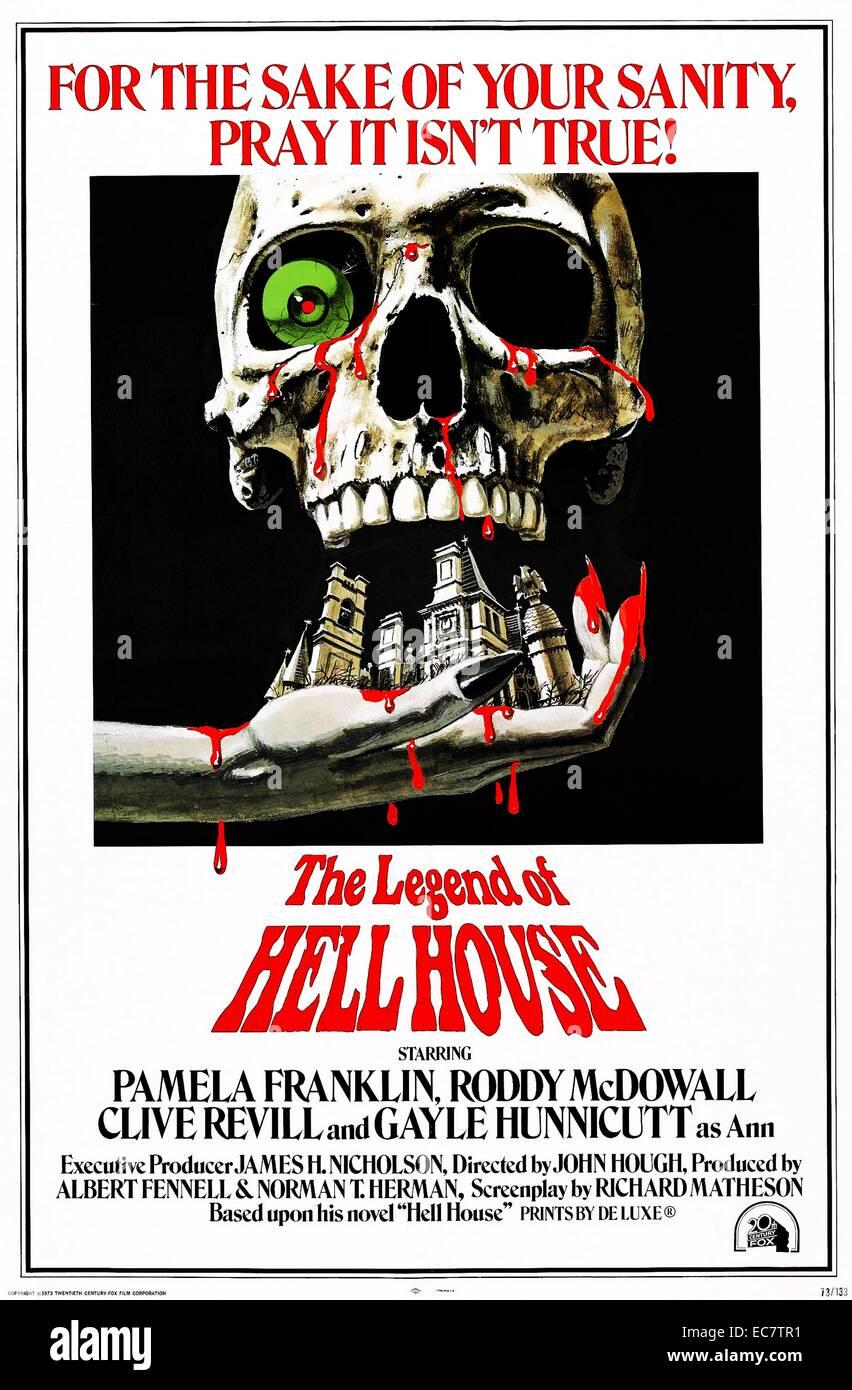 The Legend of Hell House Stockbild
