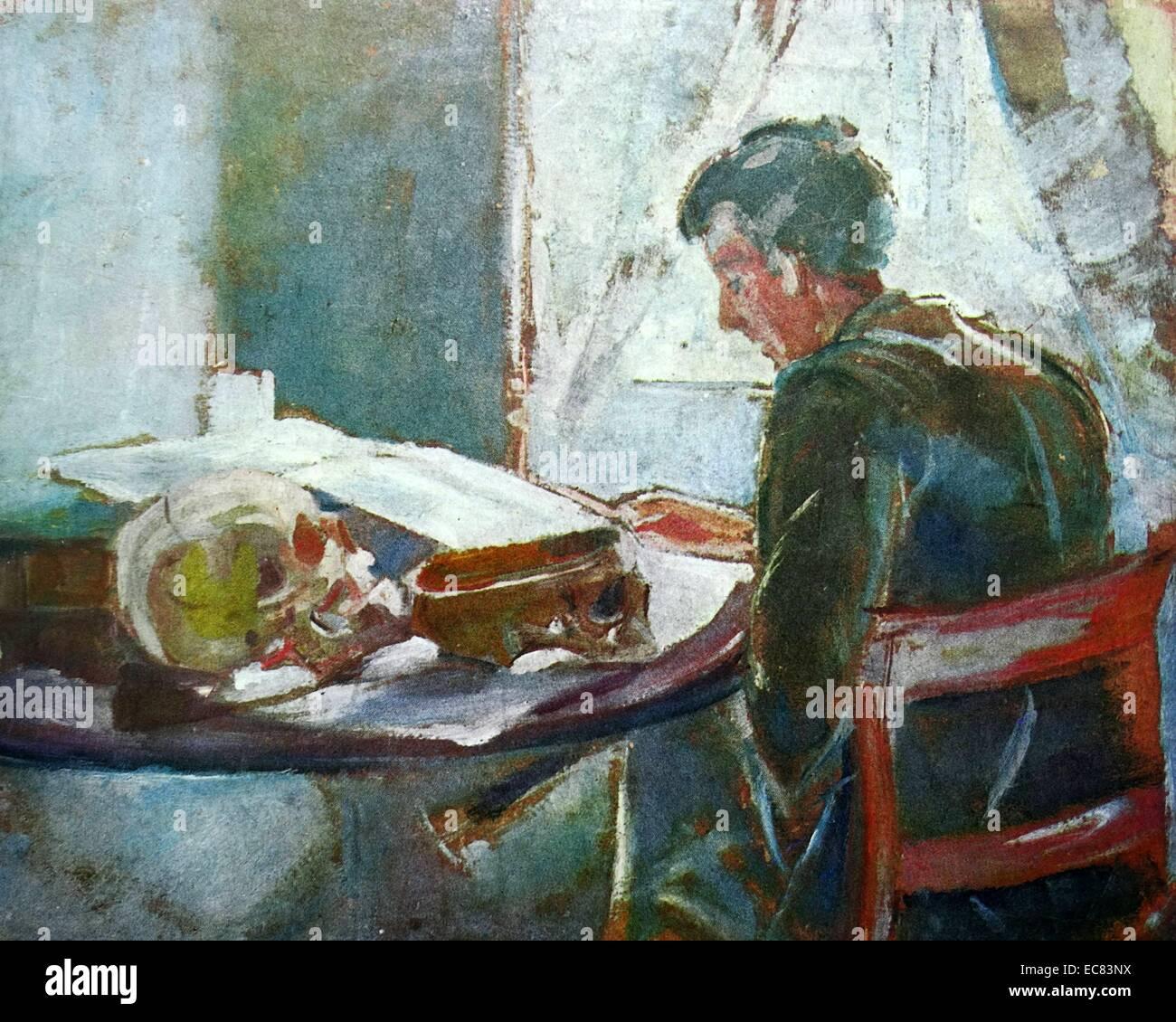 Arbeit mit dem Titel Andreas Studium Anatomie des norwegischen ...